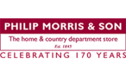 Philip Morris & Son Voucher Codes