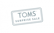 Toms Surprise Sale Voucher Codes