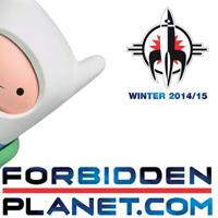 Forbidden Planet Coupons